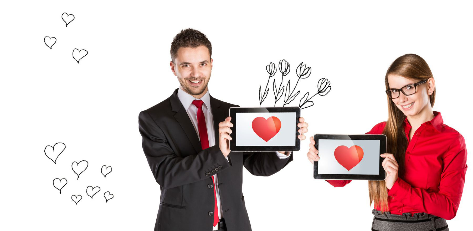 Társkereső oldal üzleti partnerek számára